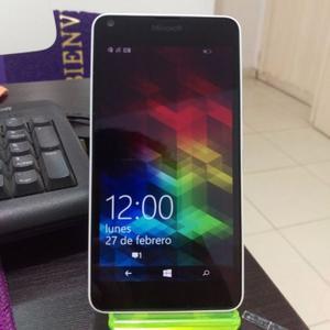 Nokia Lumia 640 Libre impecable
