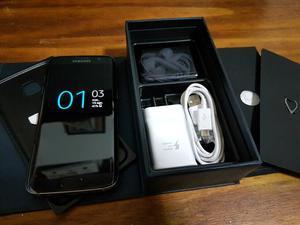 Samsung s7 edge black libre en caja