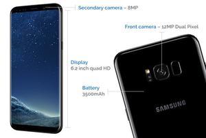 #SuperOferta  Samsung S8 Plus $ //Nuevos, libres,