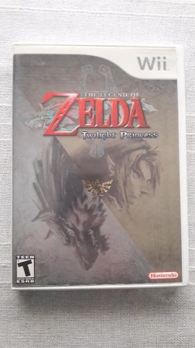 The Legend Of Zelda Twilight Princess - Nintendo Wii