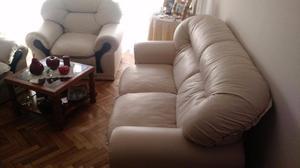 venta sillones de living de cuero
