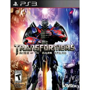 Transformers Rise of the Dark Spark GOLD EDITION ps3