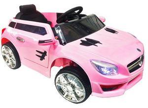 Auto A Bateria. Mercedes Benz. Mp3 Micro Sd Usb Luz