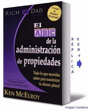 El Abc De La Administracion De Propiedades Libro Ken Mcelroy