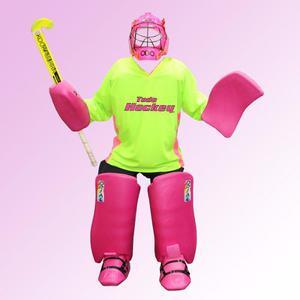 Equipo Arquero Hockey Más Completo Drial Anatómico -