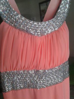 Hermoso vestido de fiesta!!