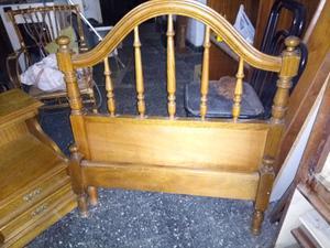 Juego dormitorio completo usado buen estado