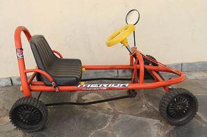 karting escarabajo traccion a pedal ruedas patonas posot class. Black Bedroom Furniture Sets. Home Design Ideas