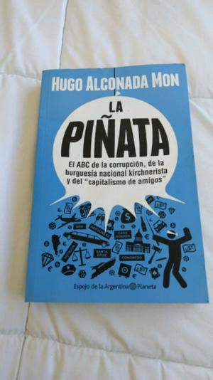 Libro La Piñata. Editorial Planeta