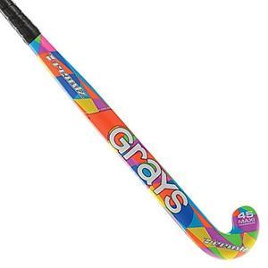 Palo De Hockey Grays Gx Trendz % Fibra - Olivos
