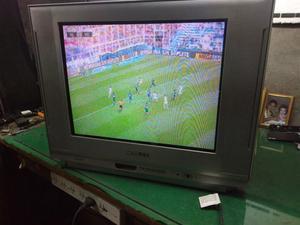 """TV Noblex 21 """" pantalla plana"""