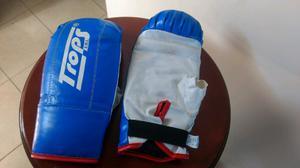 Vendo guantes para bolsa de boxeo