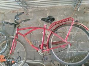 vendo bicicleta playera para mujer