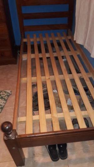 1 cama de 1 plaza en algarrobo