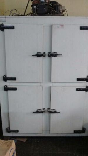 Almacenera de 4 puertas