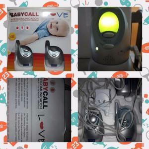 Baby call. Intercomunicador