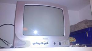 """TV 14"""" con soporte"""