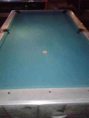 Vendo Mesa de Pool Silver Star de Melamina