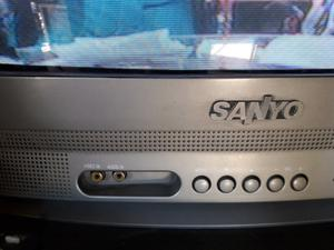 Vendo tv color sanyo