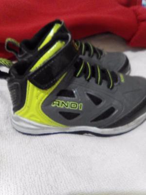 Zapatillas casi nuevas bb!