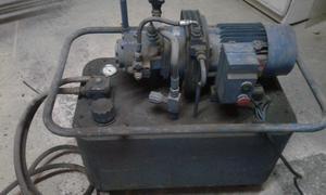 central hidraulica con motor 3 HP
