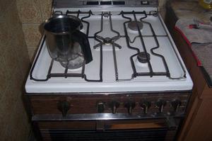 cocina a gas natural Arthur Martin