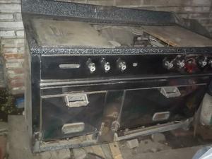 urgente por mudanza vendo cocina industrial grande