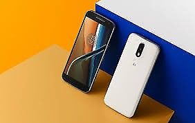 Celular Motorola Moto G4. Pantalla 5,5 pulgadas 16gb