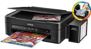 Impresora Multifuncion Epson L380 Tinta Continua Ecotank