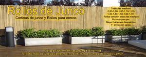 JUNCO IDEAL PARA BALCONES