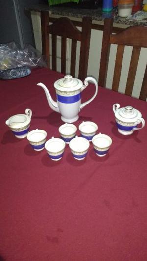 Juego de cafe porcelana Tsuji