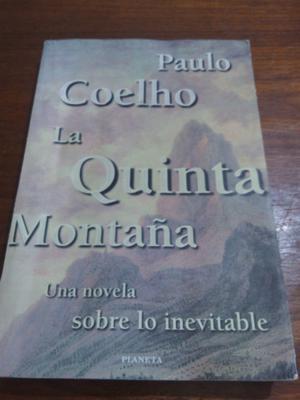 La quinta montaña - Paulo Coelho