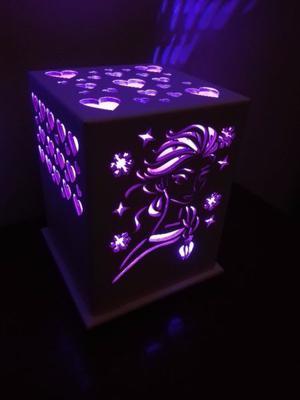 Luz de Noche / Velador de ELSA FROZEN