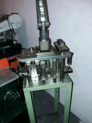 Maquinas para aberturas de aluminio