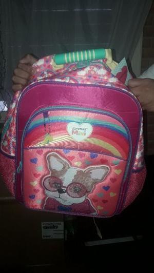 Vendo mochila de simones original