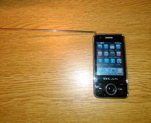 Vendo- permuto - Mini celular - 2 sim libres