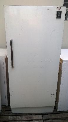 vendo heladera con congelador, general electric, 1,6 mtrs de
