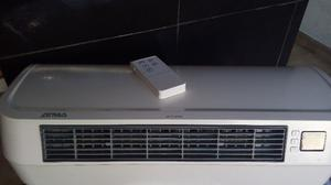 Caloventor ATMA tipo split con control remoto