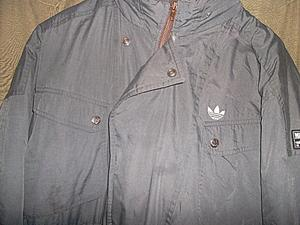 Campera Adidas Original talle XL