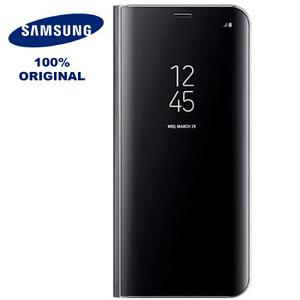 Funda Clear View Flip Standing Samsung Galaxy S8 Plus Orig