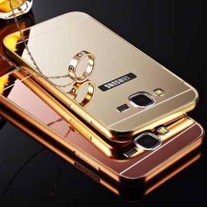 Funda Espejada Mirror Case Samsung S6 J5 J7 Vidrio Templado