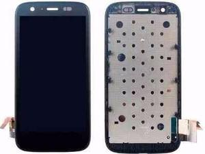 Modulo Pantalla Motorola Moto G Lcd + Touch + Marco Original