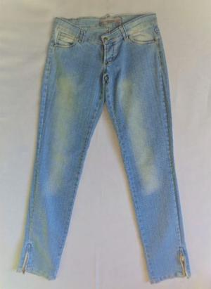 Pantalón Jeans celeste talle 42