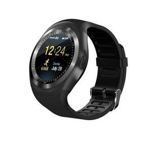 Smartwatch Reloj Inteligente Android Iphone Blanco Negro