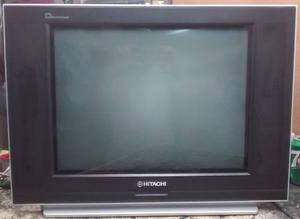 Vendo TV Hitachi 21