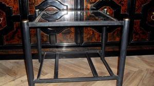 mesa ratona de vidrio (LA TENGO HASTA EL 30 DE SEPTIEMBRE)