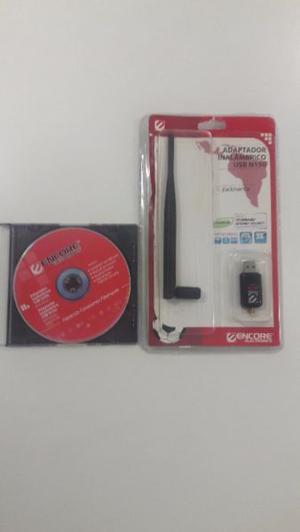 Adaptador Inalámbrico de Red Encore Usb Ndbi Wi Fi con