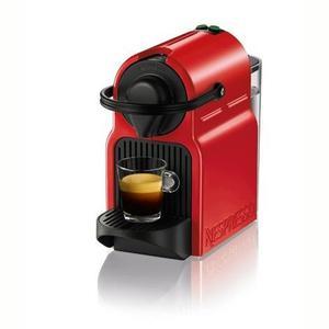 Cafetera Nespresso Inissia red C40