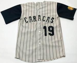 Casaca Baseball Caracas Venezuela Talle S