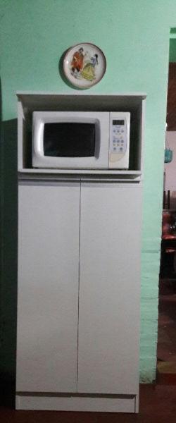 Mueble para microondas, precios directo fabrica.
